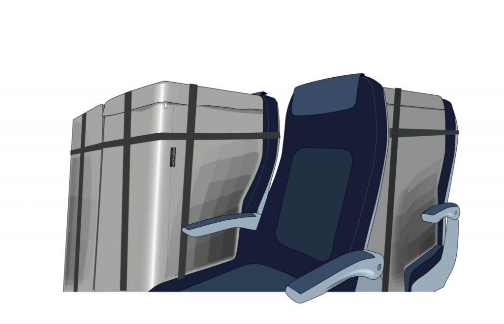 Cargo seat bag
